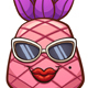 Pink Pineapple - GraphicRiver Item for Sale