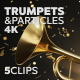 Trumpets & Particles - VideoHive Item for Sale