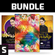 Church Flyer Bundle Vol. 54