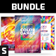 Party Flyer Bundle Vol.104 - GraphicRiver Item for Sale
