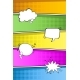 Colorful Pop Art Retro Background - GraphicRiver Item for Sale