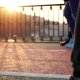 Sunset Walk People Feet - VideoHive Item for Sale