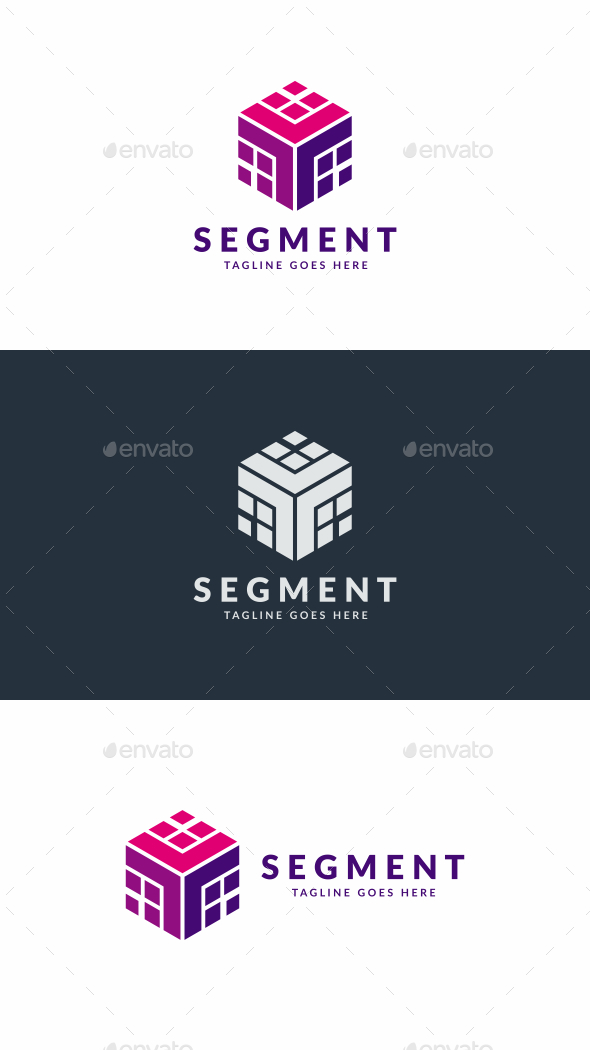 Cube - Abstract Logo Templates