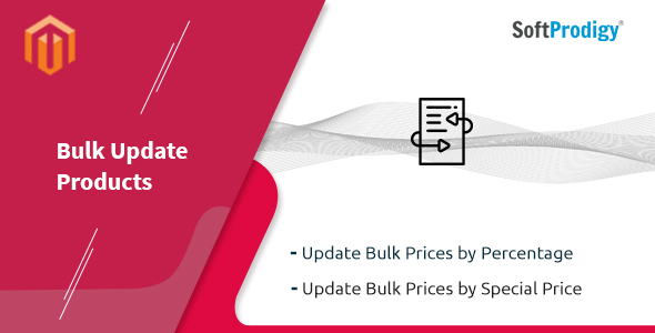 Bulk Update Price and Any website Category Product Prices update Magento Extension - CodeCanyon Item for Sale