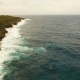 Aerial View of the Cliffs and Wave. Philippines,Siargao. - VideoHive Item for Sale