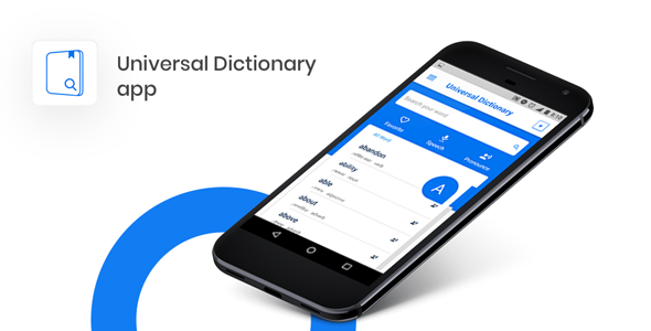 Dictionary App Template on Firebase | Offline Capability | Push Notification - CodeCanyon Item for Sale