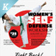Women's Self-defense Flyer Templates - GraphicRiver Item for Sale