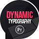 Dynamic Typography | Mogrt - VideoHive Item for Sale