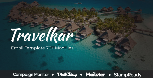 travelkar - responsive email for travel 70+ modules - stampready builder + mailster & mailchimp (newsletters) Travelkar – Responsive Email for Travel 70+ Modules – StampReady Builder + Mailster & Mailchimp (Newsletters) 01 travelkar theme preview