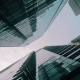 Skyscrapers View from Ground - VideoHive Item for Sale