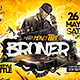Rap Concert Flyer
