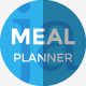 Meal Planner PowerPoint Presentation Template - GraphicRiver Item for Sale