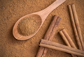 Cinnamon sticks - PhotoDune Item for Sale