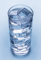 Glass of mineral water - PhotoDune Item for Sale