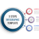 3 Steps Infographics - GraphicRiver Item for Sale