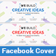 Creative FB Timeline Cover - GraphicRiver Item for Sale