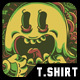 Happy Tacos T-Shirt Design - GraphicRiver Item for Sale