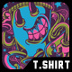 Fun Shake T-Shirt Design - GraphicRiver Item for Sale
