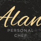 Alanzo | Personal Chef & Catering WP Theme - ThemeForest Item for Sale
