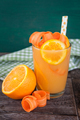 Orange and carrot juice - PhotoDune Item for Sale