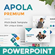 Apola Business Powerpoint Template - GraphicRiver Item for Sale