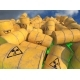 Barrels with Radioactive Waste. 3D Render. - GraphicRiver Item for Sale