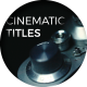Cinematic Title Sequence - VideoHive Item for Sale