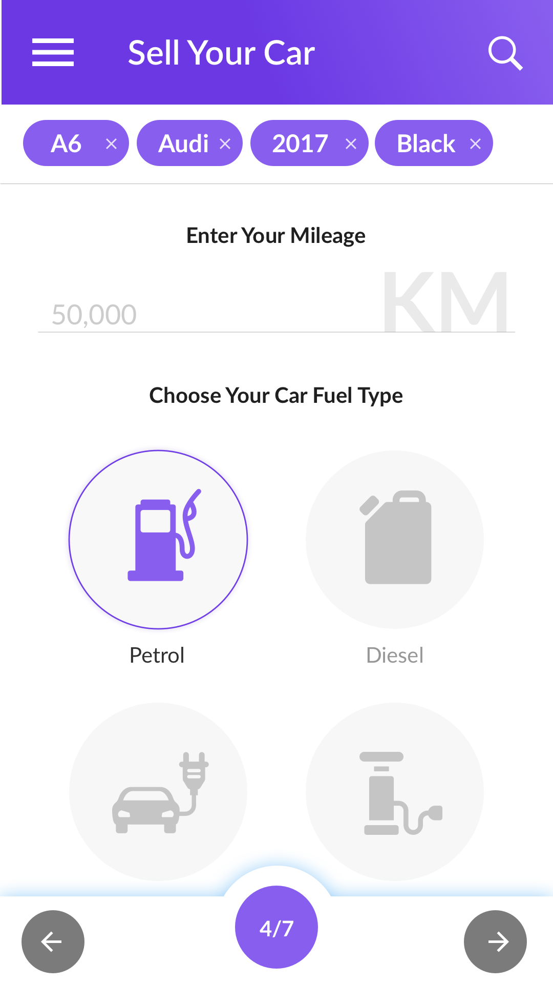 Kasovious - Classified App