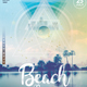 Beach - Geometric Flyer Template - GraphicRiver Item for Sale