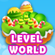 World Game Level Map