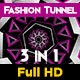Fashion Tunnel Vj Loops Pack - VideoHive Item for Sale
