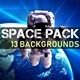 Space Nebula Pack - VideoHive Item for Sale
