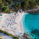 Marble beach (Saliara beach). Thassos island, Greece - PhotoDune Item for Sale