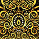Gold Ornament Background - VideoHive Item for Sale