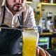 Bartender decorating a glass - PhotoDune Item for Sale