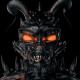 Shaking Devil Head VJ Loop - VideoHive Item for Sale