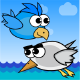 Bird vs Gulls - Android Studio Project & Eclipse Project & Buildbox Game Template