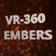 VR-360° Embers Overlay - VideoHive Item for Sale