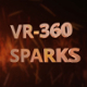 VR-360° Sparks - VideoHive Item for Sale