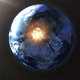 Asteroid Hitting Earth - VideoHive Item for Sale