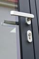 Exterior door handle and Security lock - PhotoDune Item for Sale