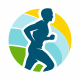 Fitness Running - GraphicRiver Item for Sale