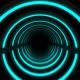 Neon Lights Infinity Tunnel - VideoHive Item for Sale