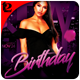 Sexy Birthday Flyer Template - GraphicRiver Item for Sale