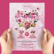 Mothers Day Brunch Flyer - GraphicRiver Item for Sale