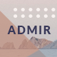 Admir - Simple Google Slides Template