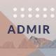 Admir - Simple Google Slides Template