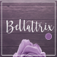 Bellattrix - A Modern Script Font