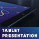 Tablet Presentation _Black Version - VideoHive Item for Sale