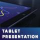 Tablet Presentation _Black Version - VideoHive Item for Sale